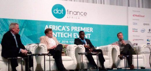 DotFinanceAfrica Blockchain Panel