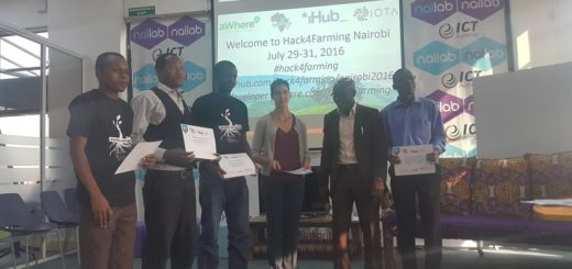 Hack4Farming Winners Mbegu Bora